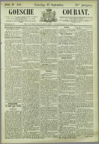 Goessche Courant 1906-09-15