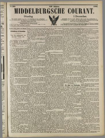 Middelburgsche Courant 1903-12-01