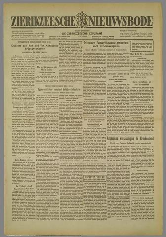 Zierikzeesche Nieuwsbode 1952-11-18
