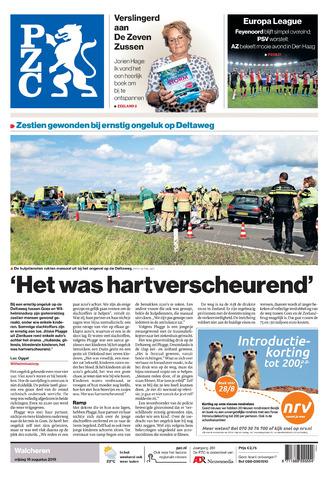 Provinciale Zeeuwse Courant 2019-08-16