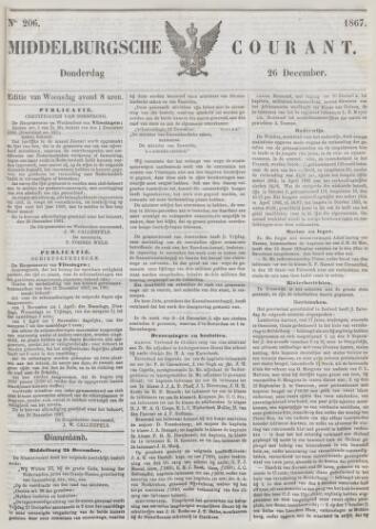 Middelburgsche Courant 1867-12-26