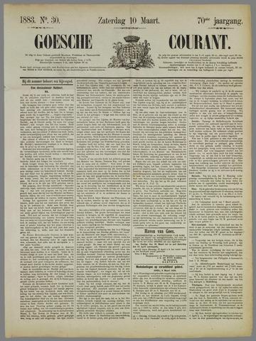 Goessche Courant 1883-03-10