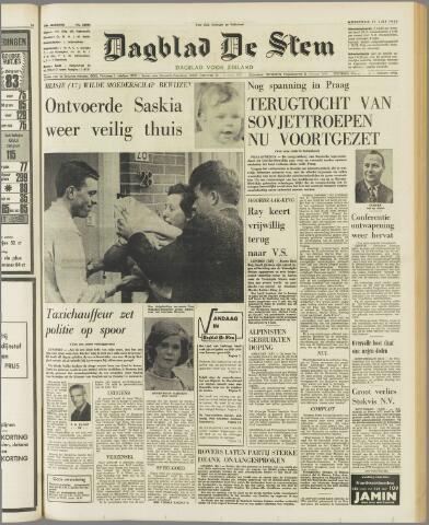 de Stem 1968-07-17