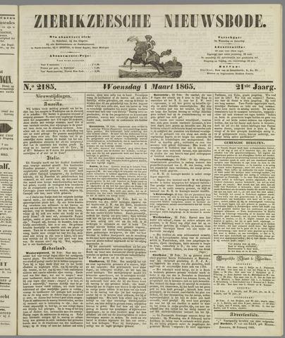 Zierikzeesche Nieuwsbode 1865-03-01