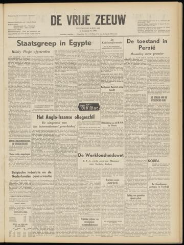 de Vrije Zeeuw 1952-07-24