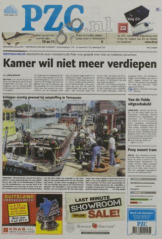 Provinciale Zeeuwse Courant 2011-06-29