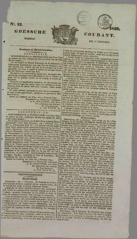 Goessche Courant 1839-02-11
