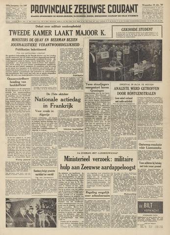 Provinciale Zeeuwse Courant 1960-10-19