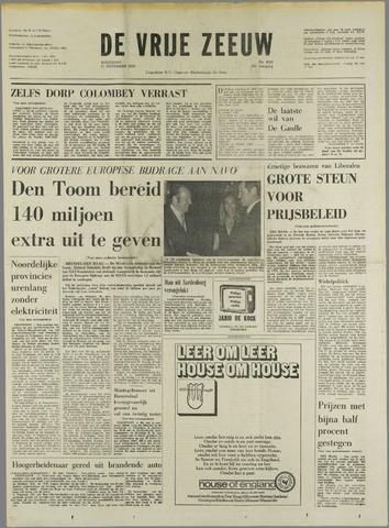 de Vrije Zeeuw 1970-11-11