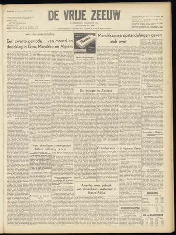 de Vrije Zeeuw 1955-08-27