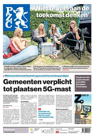 Provinciale Zeeuwse Courant 2019-07-17
