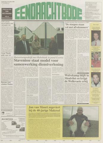 Eendrachtbode (1945-heden)/Mededeelingenblad voor het eiland Tholen (1944/45) 2004-12-02