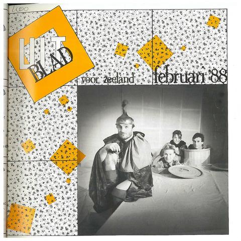 Mooie moeite / Uitblad voor Zeeland 1988