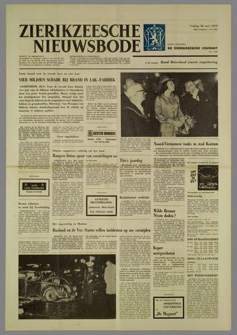 Zierikzeesche Nieuwsbode 1972-05-26