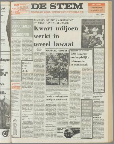 de Stem 1976-10-08