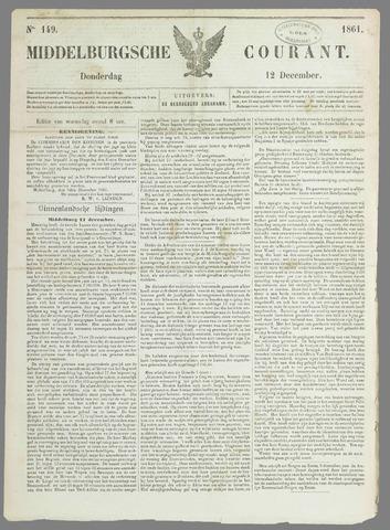 Middelburgsche Courant 1861-12-12