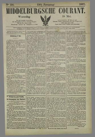 Middelburgsche Courant 1887-05-18
