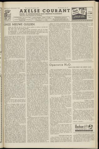 Axelsche Courant 1956-08-29