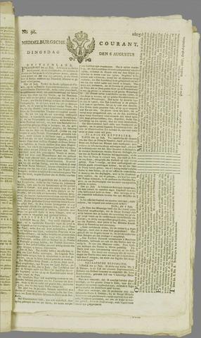Middelburgsche Courant 1805-08-06