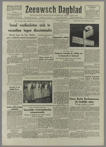 Zeeuwsch Dagblad 1957-02-22