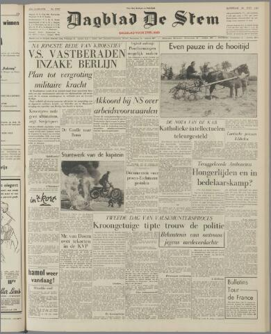 de Stem 1961-06-24