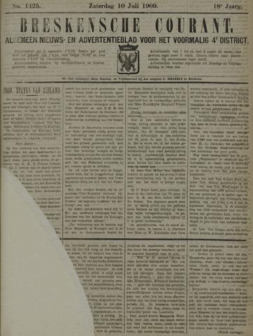 Breskensche Courant 1909-07-10