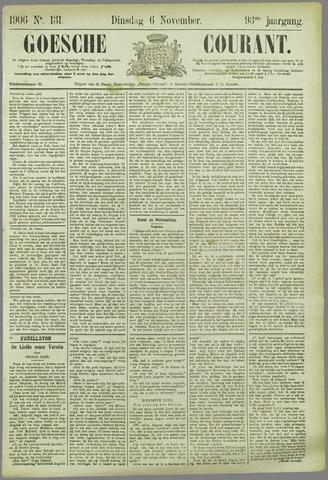 Goessche Courant 1906-11-06