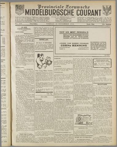 Middelburgsche Courant 1930-11-28