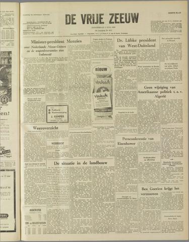 de Vrije Zeeuw 1959-07-02