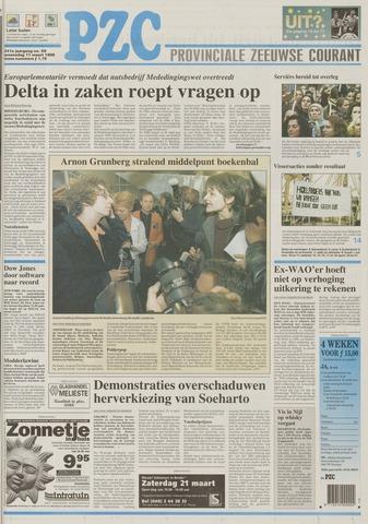 Provinciale Zeeuwse Courant 1998-03-11