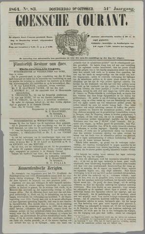 Goessche Courant 1864-10-27