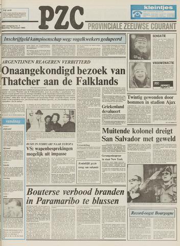 Provinciale Zeeuwse Courant 1983-01-10