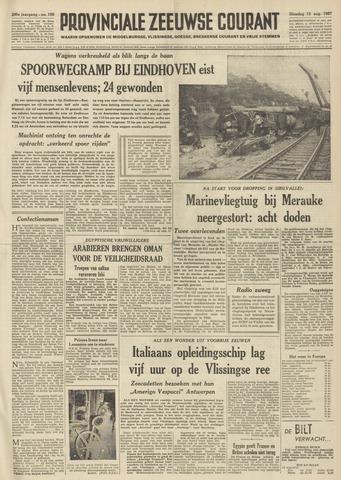 Provinciale Zeeuwse Courant 1957-08-13