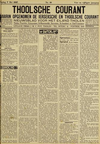 Ierseksche en Thoolsche Courant 1937-05-07