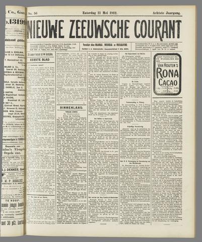 Nieuwe Zeeuwsche Courant 1912-05-11