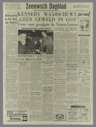 Zeeuwsch Dagblad 1961-12-16