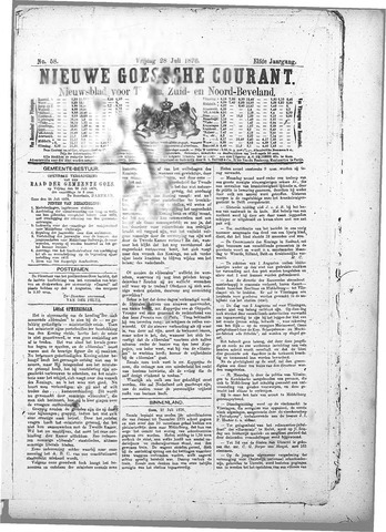 Nieuwe Goessche Courant 1876-07-28