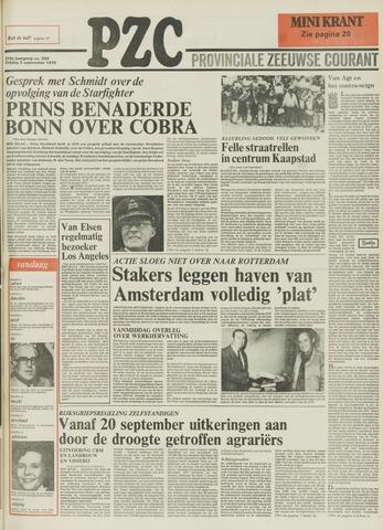 Provinciale Zeeuwse Courant 1976-09-03