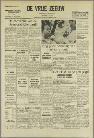 de Vrije Zeeuw 1964-08-27