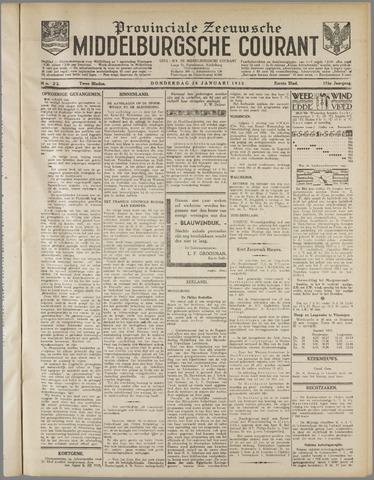 Middelburgsche Courant 1932-01-28