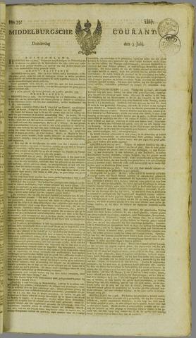 Middelburgsche Courant 1817-07-03