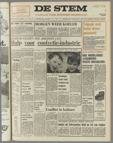 de Stem 1975-04-19