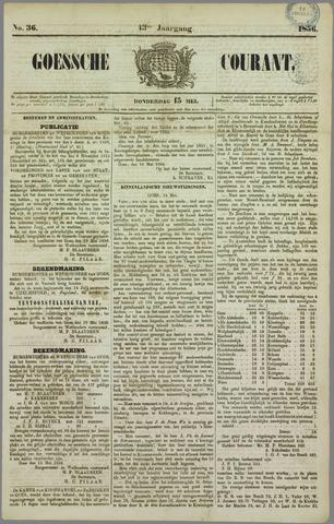 Goessche Courant 1856-05-15