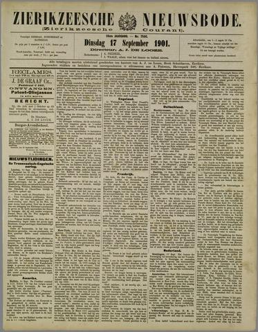 Zierikzeesche Nieuwsbode 1901-09-17
