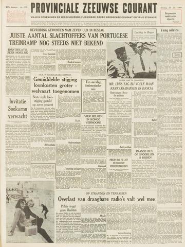 Provinciale Zeeuwse Courant 1964-07-28