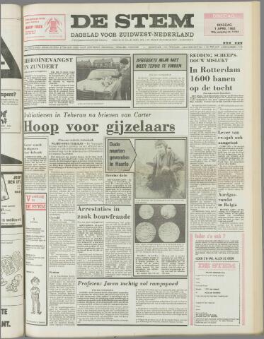 de Stem 1980-04-01