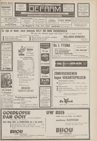 de Faam en de Faam/de Vlissinger 1961-07-14
