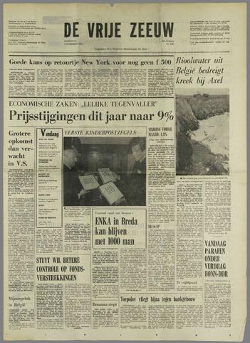 de Vrije Zeeuw 1972-11-08