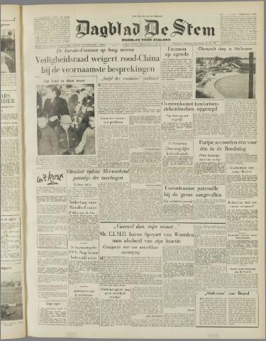 de Stem 1955-02-01