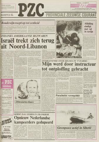 Provinciale Zeeuwse Courant 1983-07-21